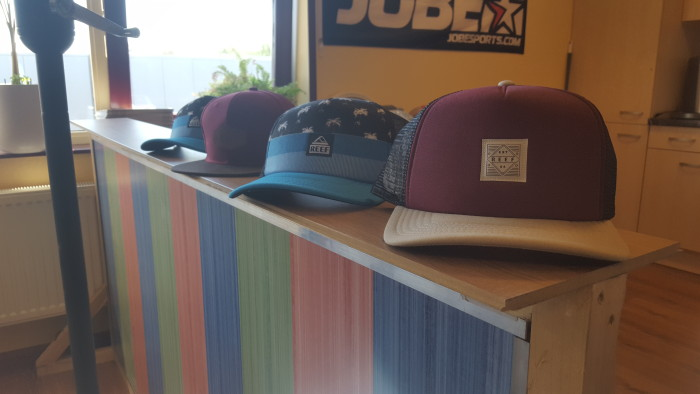 Wakeboard caps reef jobe