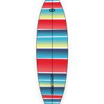Osprey 6 foot Stripe Short Surf Board